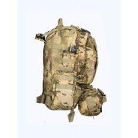Рюкзак тактический с подсумками 20 л, MTP-camo
