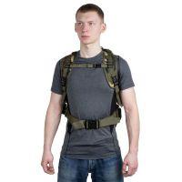 Рюкзак тактический с подсумками 20 л, woodland