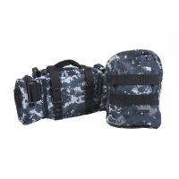 Рюкзак тактический с подсумками 20 л, синяя цифра