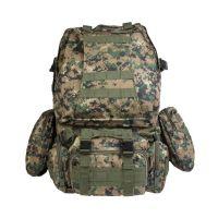 Рюкзак тактический с подсумками 20 л, digital woodland