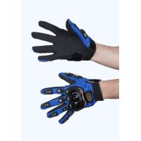 Перчатки PRO BIKER, рамер М, blue (188)