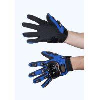 Перчатки PRO BIKER, рамер L, blue (188)