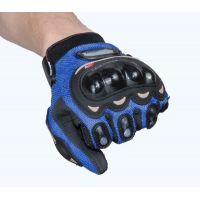 Перчатки PRO BIKER, рамер XL, blue (188)