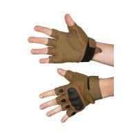 Перчатки тактические со вставкой, размер XXL, coyote (002)