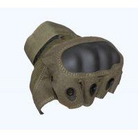 Перчатки тактические со вставкой, размер L, olive (002)