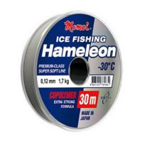 Леска MOMOI HAMELEON ICE FISHING 30 м (0,12 мм) 1.7кг