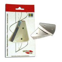 Ножи для ледобуров MORA Expert, Expert Pro, Viking, Micro, Pro, Arctic и шнеков MORA -130 мм