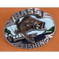 Пряжка BASS FISHING