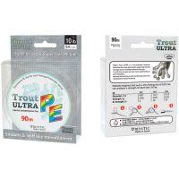 Плетеная леска PE Trout ULTRA 90 м (0.07 мм) 2.8 кг