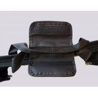 Кейс для ружья МЦ-2112 с боковыми карманами на молнии (135 см) ЧР-23