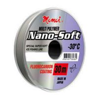 Леска MOMOI NANO-SOFT WINTER 30 м (0,117 мм) 1,3 кг