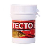 Тесто высокопротеиновое с ароматом Тутти-Фрутти, 20 г
