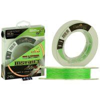 Плетеная леска INSTINCT Line 150 (0,06) зеленый флю