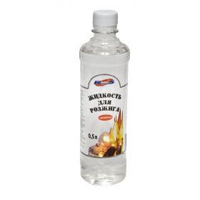 Жидкость для розжига RUNIS 0,5 л (парафин) 1-012