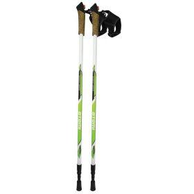Палки для скандинавской ходьбы Atemi ATP-04, телескопические, диаметр 16/14 мм