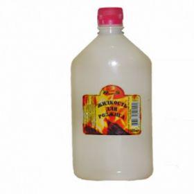 Жидкость для розжига RUNIS 0,5 л (с дозатором) 1-043