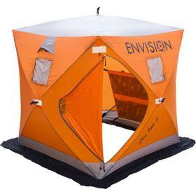 Палатка автомат КУБ Envision Ice Lux 2