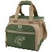 Набор для пикника Арктика 4100-3 зеленый с рисунком, 13,5 л